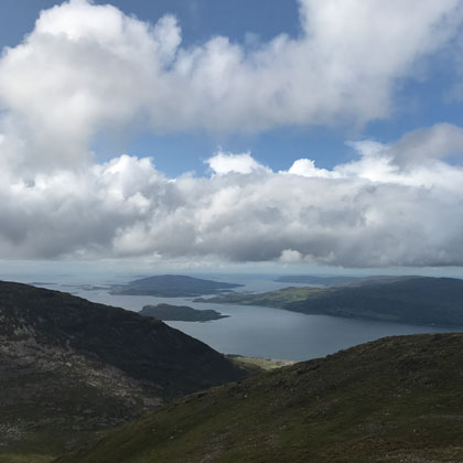 Mull Magic Mountain Walk