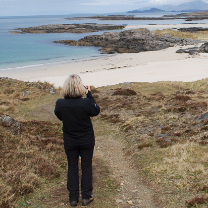 Mull Magic ardnamurchan Walk